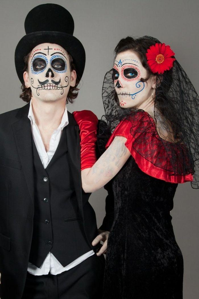 Quatang Gallery- 1001 Idees De Deguisement Halloween Pour Couple Deguisement Halloween Couple Deguisement Halloween Deguisement Couple