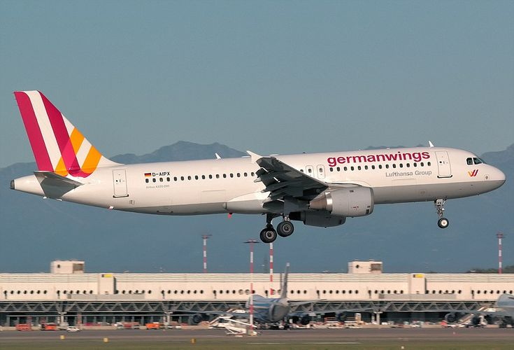 This Germanwings Airbus A320 carrying 144 passengers and six crew has crashed in the Frenc...