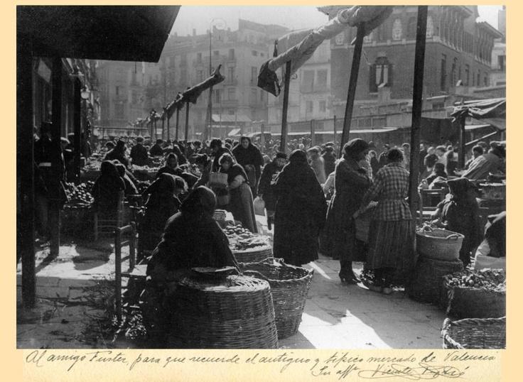 Antiguo Mercado de Valencia