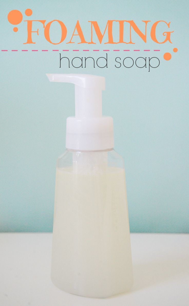 52 Best Images About Homemade Liquid Hand Soaps On