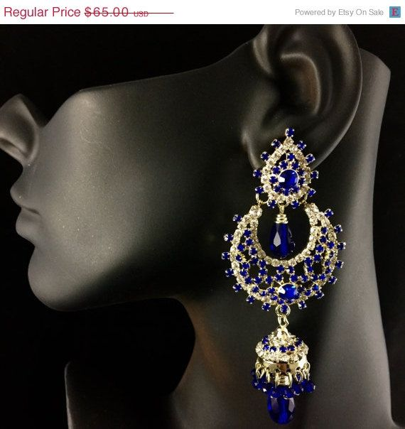 27 best Jhumka & Chandbali Indian Earrings images on Pinterest
