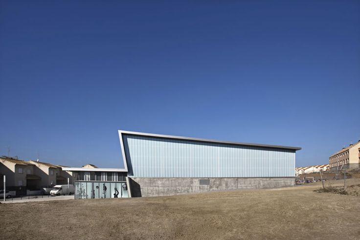 Molestina Y Corretje Arquitectos_Sports Centre, Illescas (Madrid)