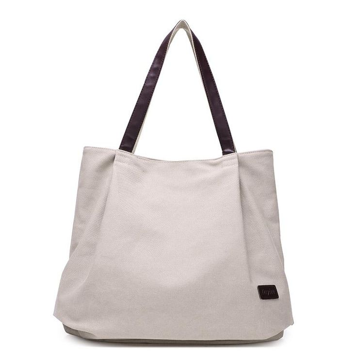 Fashion Plain Can...  http://auhashop.myshopify.com/products/fashion-plain-canvas-tote-bags-for-women-beige-black-sky-blue-brown-gray-red?utm_campaign=social_autopilot&utm_source=pin&utm_medium=pin