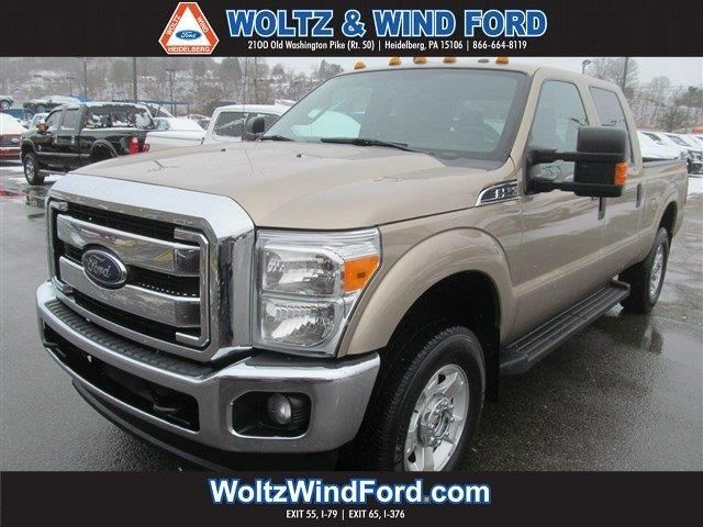 This 2014 Ford F-250 Super Duty is listed on Carsforsale.com for $27,750 in Heidelberg, PA. This vehicle includes Four Wheel Drive,Tow Hitch,Power Steering,ABS,4-Wheel Disc Brakes,Brake Assist,Aluminum Wheels,Tires - Front All-Season,Tires - Rear All-Season,Conventional Spare Tire,Tow Hooks,Heated Mirrors,Power Mirror(s),Integrated Turn Signal Mirrors,Intermittent Wipers,Variable Speed Intermittent Wipers,Privacy Glass,Power Door Locks,AM/FM Stereo,CD Player,MP3 Player,Auxiliary Audio In...