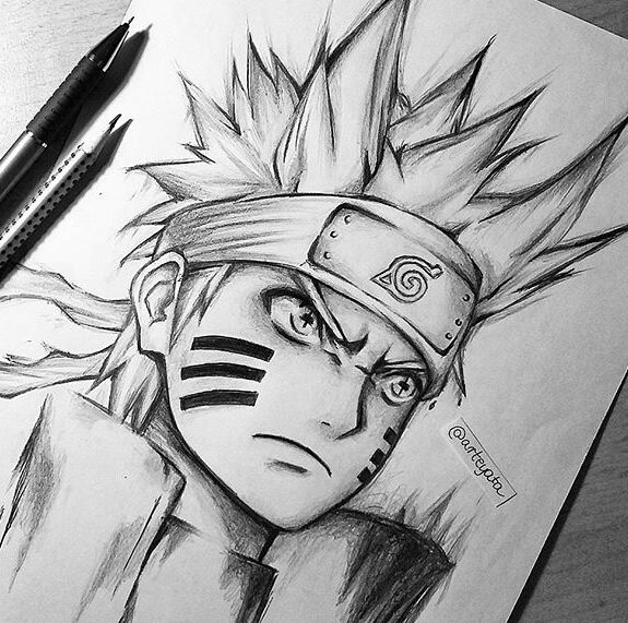 60 best naruto drawings images on pinterest naruto