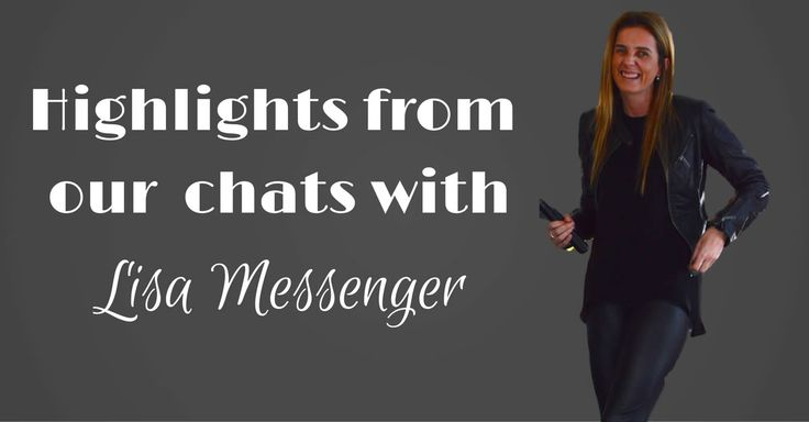 Highlight reel from our chats with Lisa Messenger from @Collective_Hub