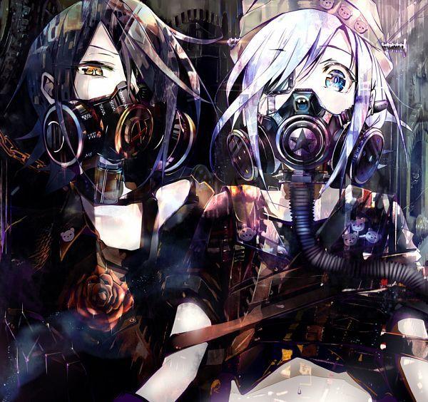 Air Gear - Wanijima Akito/ Wanijima Agito