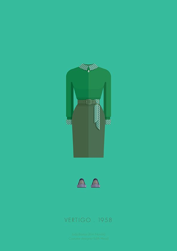 Hollywood Movies over the Last 100 Years by Their Costumes , by Frederico Birchal