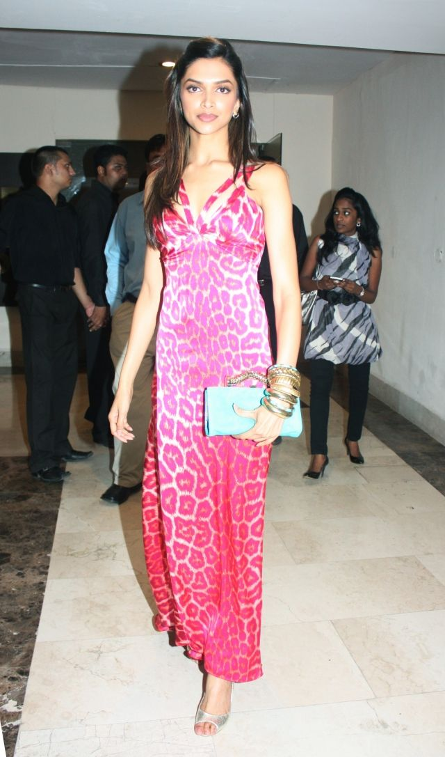 At premiere of her film Love Aaj Kal in New Delhi