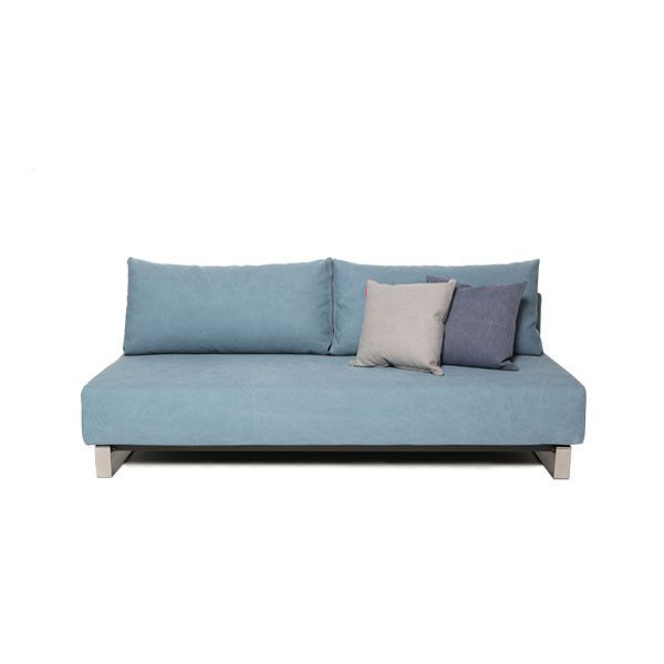 Schön Play Sofa Bed (Double)   PeriwinkleRemovable Cover