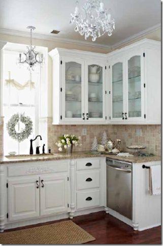 Love this Kitchen,  uy linda cocina ,de aquí sacaré algunas ideas