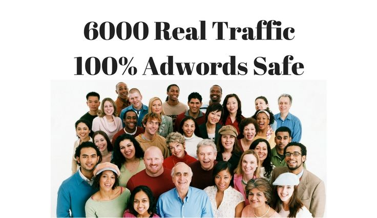 Get real 6000 people from the US mostly to your website, blog, FB Post, whatever link you throw at me.