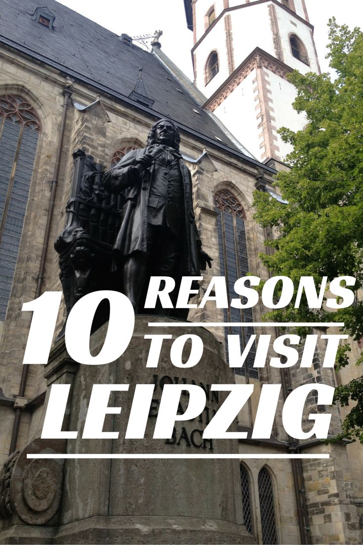 Leipzig: your next travel destination in Germany