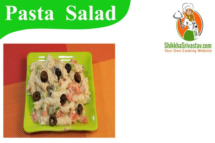 Creamy Veg Pasta Salad Recipe in Hindi with Mayonnaise. Watch How to make Pasta Salad at Home in Hindi Language with step by step preparation.