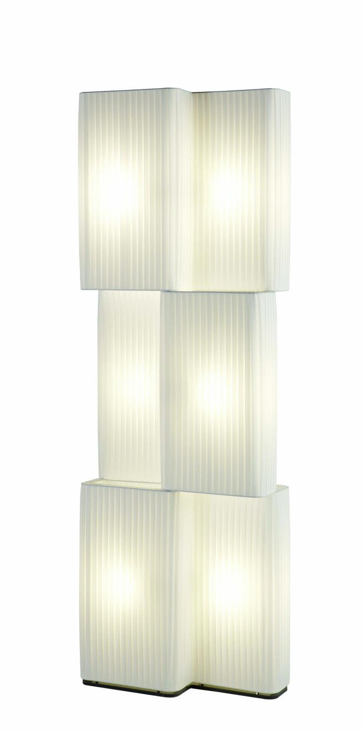 Roche Bobois - CHICAGO floor lamp - design Fabrice Berrux #rochebobois ...