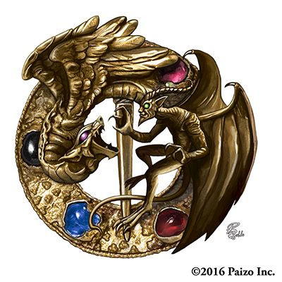 Image result for Course of the Crimson throne brooch