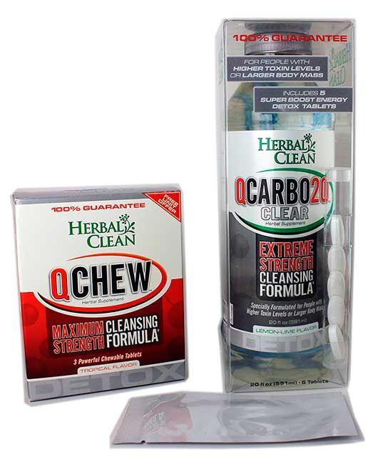Fast THC Marijuana Detox Kit (Extra strong)