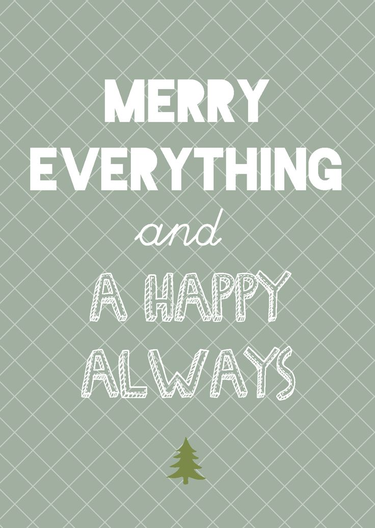 "Kerstkaart pastel Merry eveything and a Happy Always Kerstkaart pastel met de quote ""Merry eveything and a Happy Always"" van Studio Inktvis. Met onze pastelkleurige kerstkaart valt u pas echt op. [ssb..."