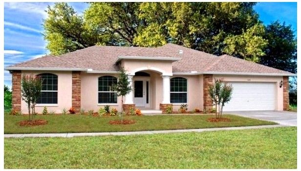 Fachadas De Casas Sencillas De Un Solo Piso Modelos De Casas De Modern House Facades Facade House House Styles