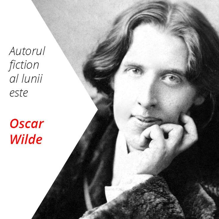 Autorul de ficțiune al lunii octombrie 2016 este Oscar Wilde.