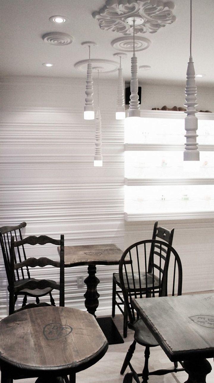 De Farine & D'eau Fraîche pastry boutique by Surface3, Montreal » Retail Design Blog