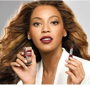 Beyonce for loreal cosmetics | more photos view all 4 photos