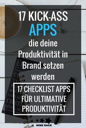 Marvelous  Kick Ass Apps die deine Produktivit t in Brand setzen werden Kostenlose