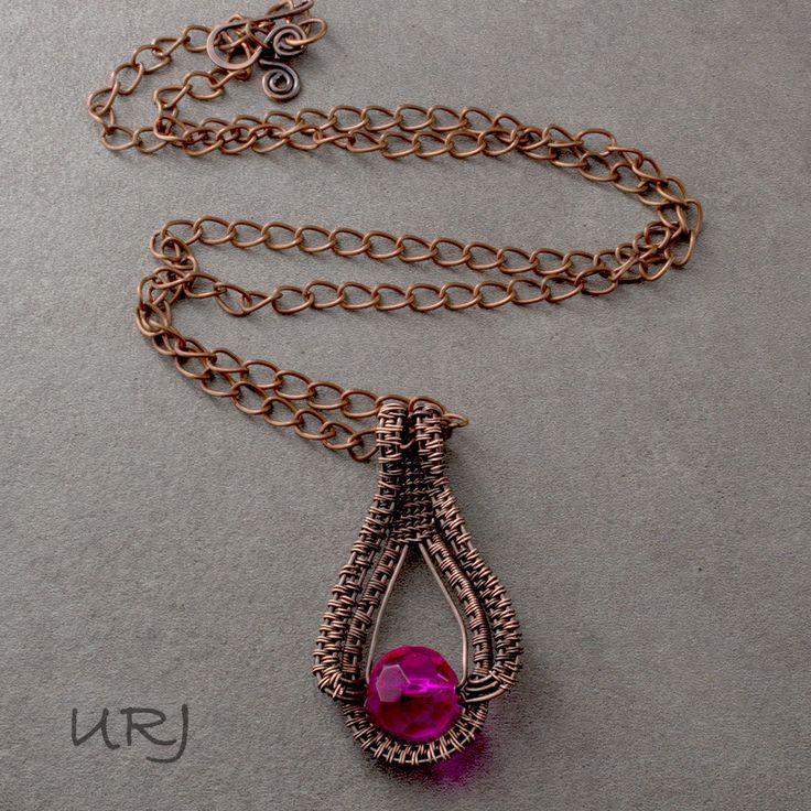 Unique Rabbit Jewellery - Nicole Hanna Tulip Pendant, $42.00…