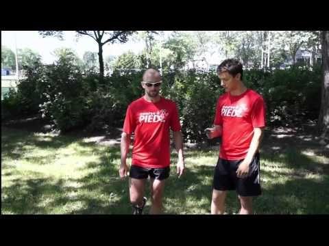 Renforcement musculaire pour la course à pied - niveau débutant