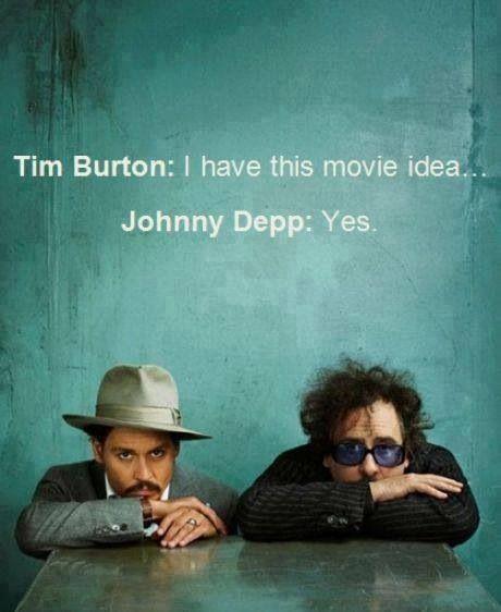 Meep #timburton #disney