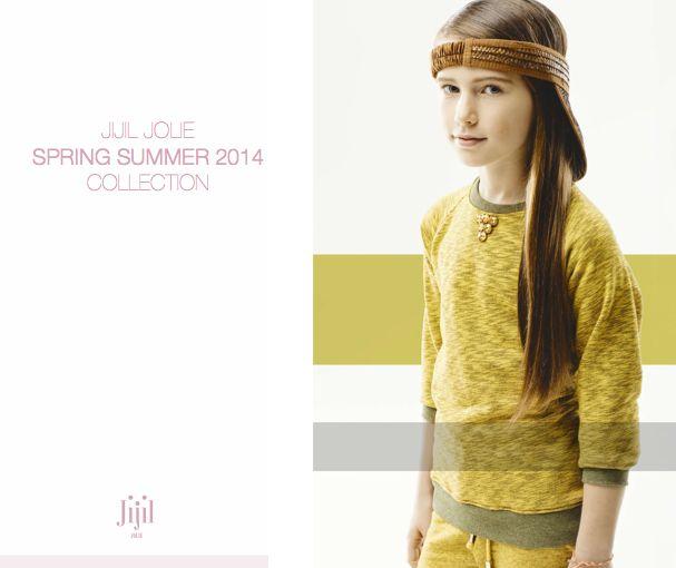 Jolie S/S '14 Collection • www.jijil.it