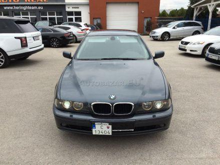 BMW rad 5 525 d (E39 mod.01)
