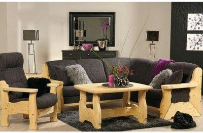 Odin sofa hyttemøbler norwegian design cabin lodge furniture lom møbler www.helsetmobler.no