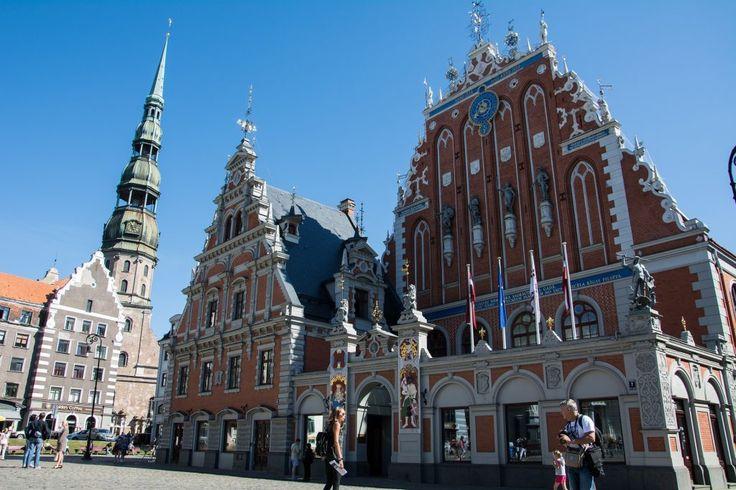 Top 10 Riga: Schwarzhäupterhaus