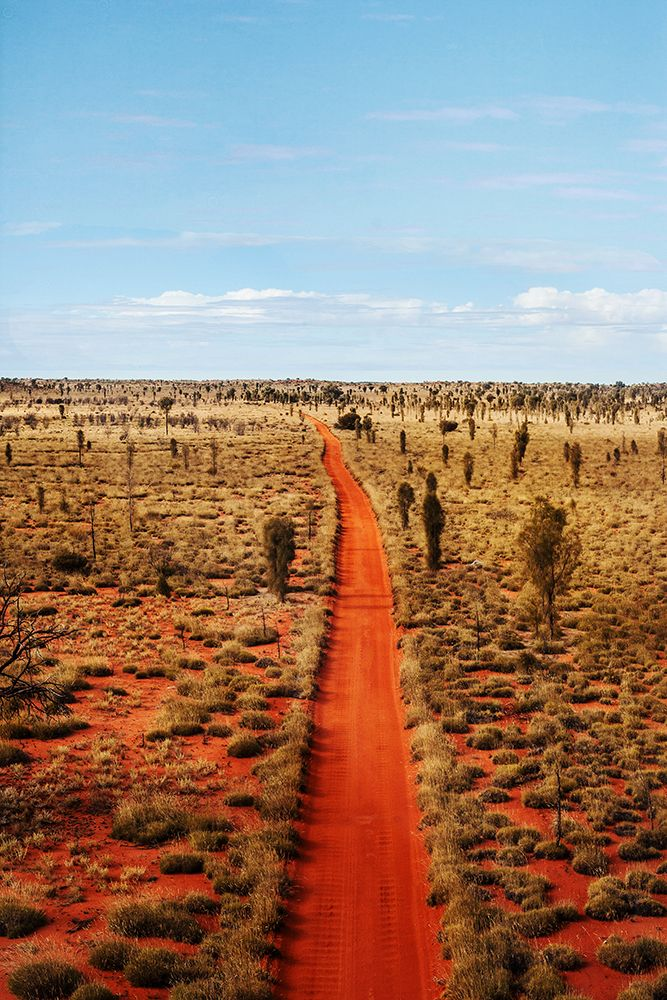 Image of Limited Edition Northern Territory Print - available from Kara Rosenlund online