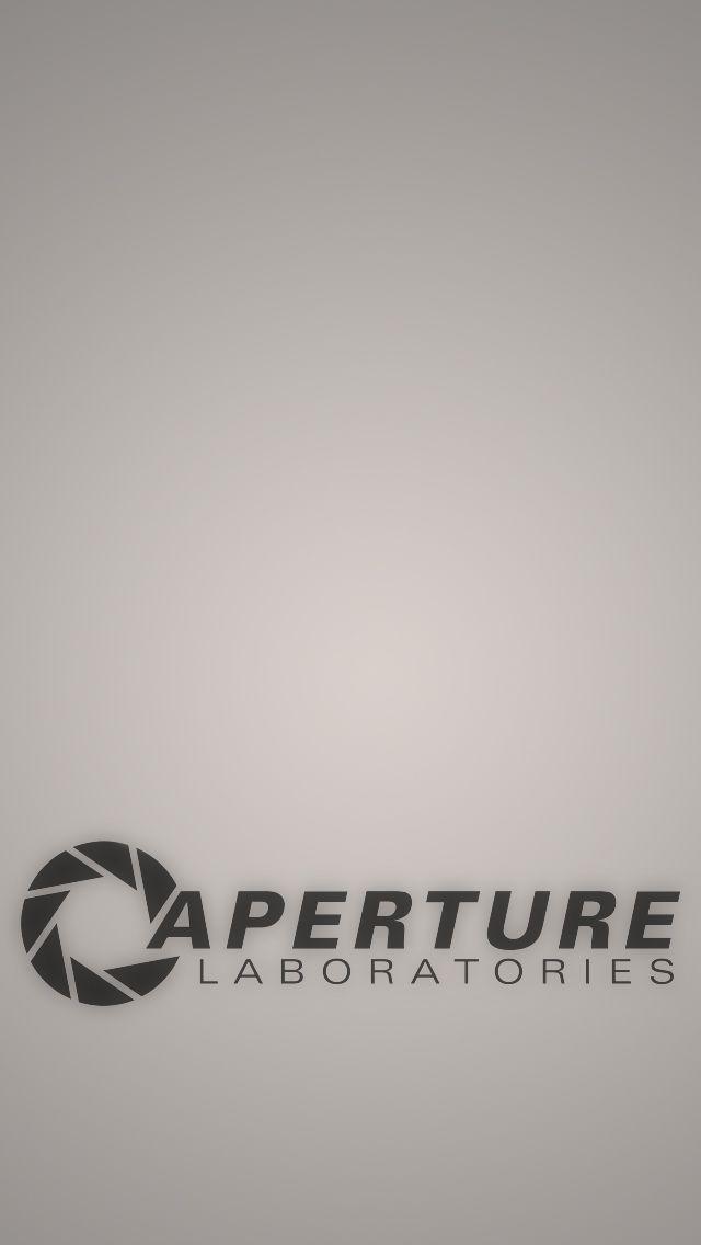 iPhone 5 Aperture Laboratories Wallpaper by el-larso on DeviantArt