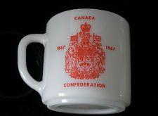 CANADA CONFEDERATION 1867-1967 SOUVENIR MUG