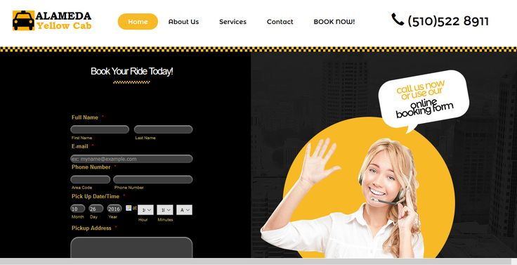 Alameda Cab app is easy to use and very user friendly.operate 24x7, 365 days,airport SFO, Oakland Taxi Cab.
