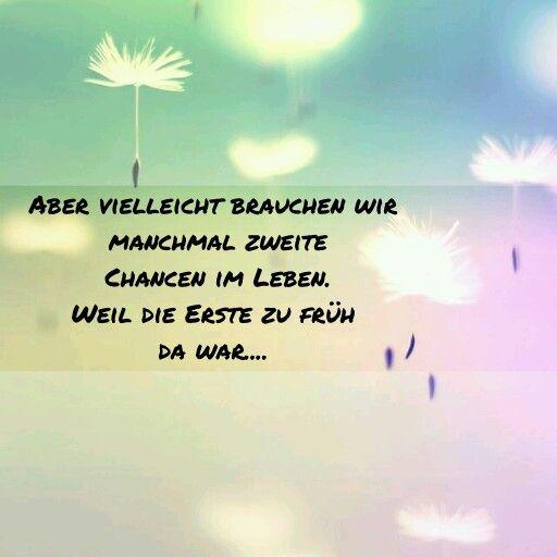 chance auf deutsch
