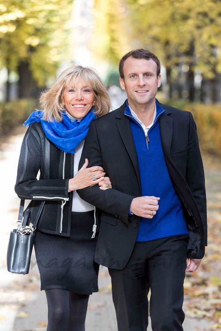 Después de la victoria de Emmanuel Macron sobre Marine Le Pen en las elecciones generales francesas, Brigitte Trogneux, su esposa cobra especial protagonismo para la prensa, también por su estilo y singular peinado al que lleva siendo fiel durante años.