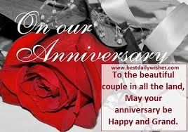 How to collect wedding anniversary wishes for husband? To get more information visit http://www.anniversary-wishes.com/