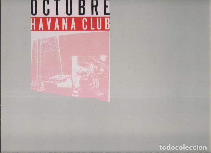 HAVANA CLUB, OCTUBRE. SALSETA DISCOS 1986