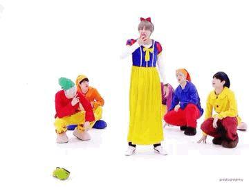 TAETAE ♡ #GOGO #DANCE PRACTICE #BTS