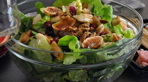 Gold and Green Salad - elenianna.com | Luxury & Premium Mediterranean Collections | Gourmet Foods & Food Gifts Online at elenianna.com