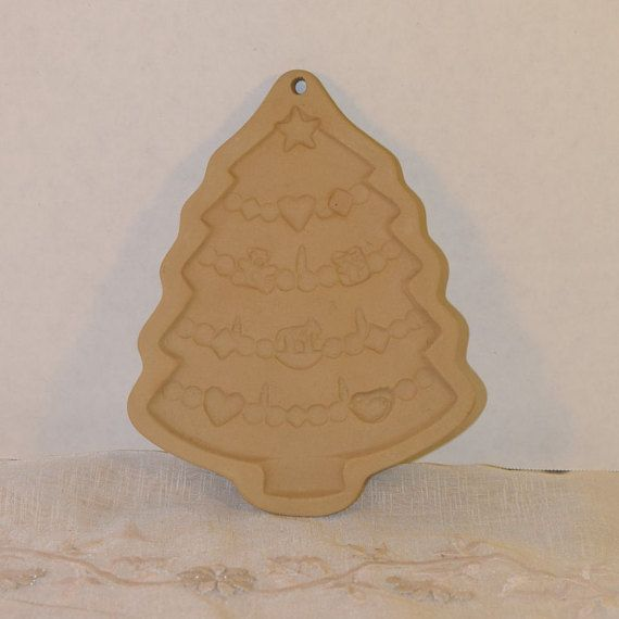 Brown Bag Cookie Art Christmas Tree Stamp by ShellysSelectSalvage