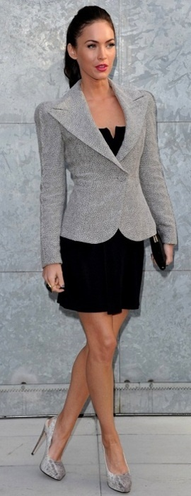 Celebrity Fashion- classy outfit