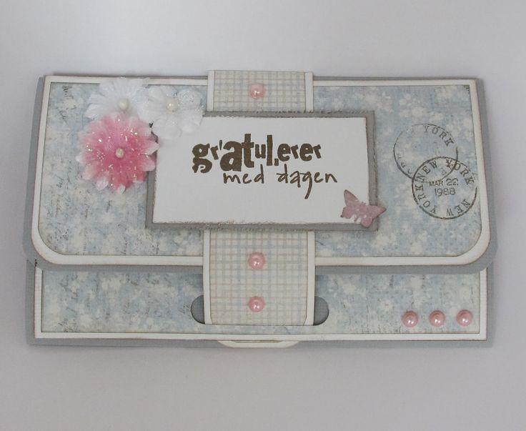 Junhilds blogg: Enda et lommebok kort