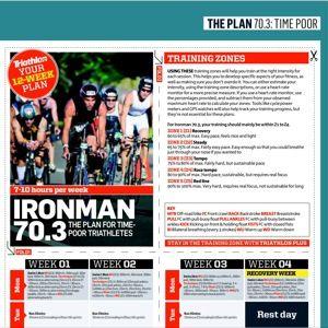Ironman 70.3 training plans #triathlon #triatlon