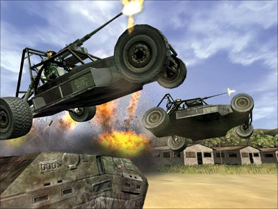 Delta Force Xtreme PC Game Screenshots