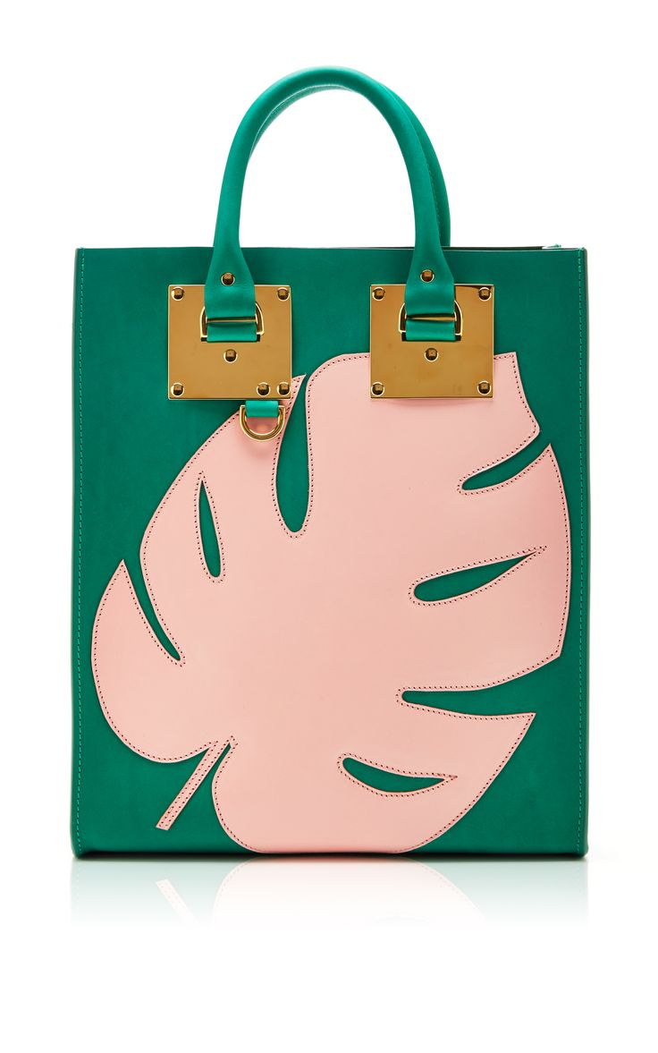 Large Tote by Sophie Hulme for Preorder on Moda Operandi